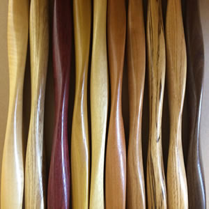Available In A Variety Of Rare Amp Exotic Hardwoods